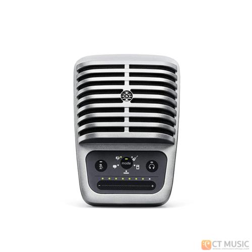 ไมโครโฟน Shure Motiv MV51 Digital Large-Diaphragm Condenser Microphone