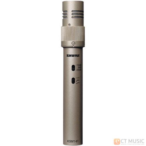 ไมโครโฟน Shure KSM141SL