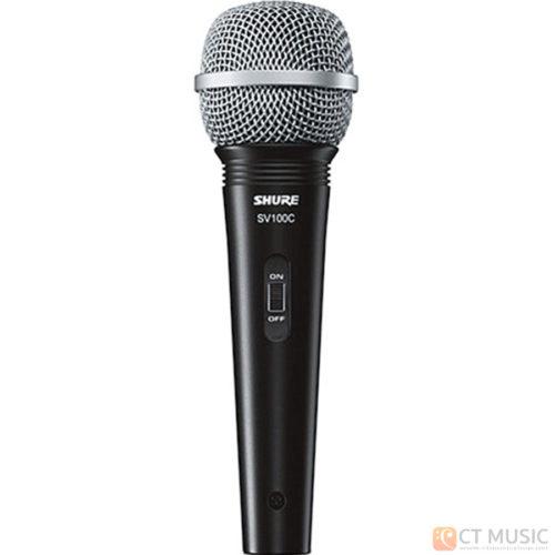 ไมโครโฟน Shure SV100