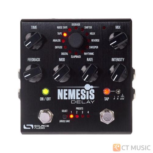 เอฟเฟคกีตาร์ Source Audio Nemesis Delay