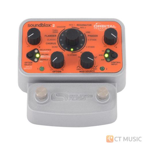 เอฟเฟคกีตาร์ Source Audio Orbital Modulator