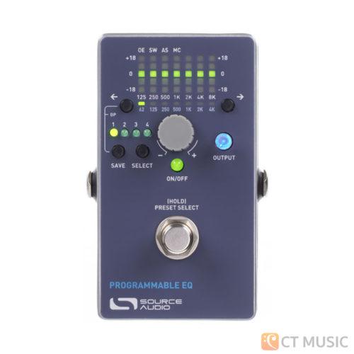 เอฟเฟคกีตาร์ Source Audio Programmable EQ
