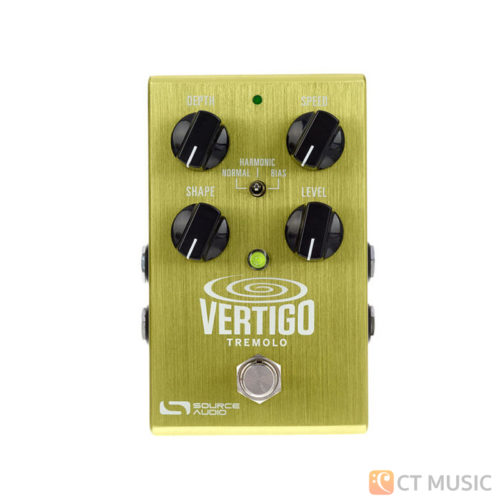 เอฟเฟคกีตาร์ Source Audio Vertigo Tremolo