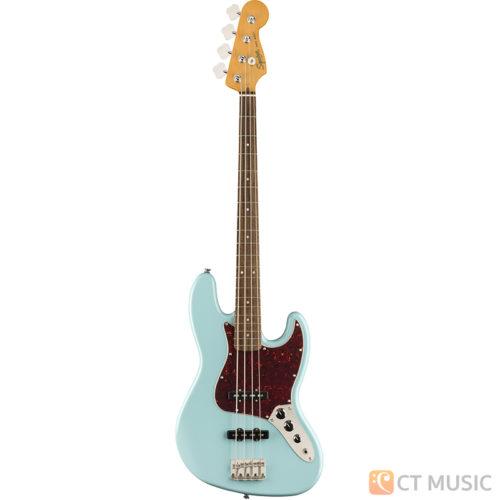 เบสไฟฟ้า Squier Classic Vibe 60's Jazz Bass LRL