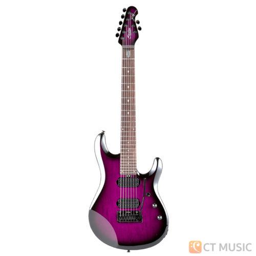 กีตาร์ไฟฟ้า Sterling by Music Man JP70 Transparent Purple Burst