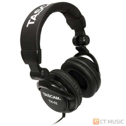 Tascam TH-02 Multi-Use Studio Grade Headphones