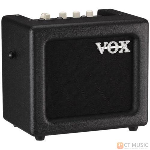 แอมป์กีตาร์ Vox Mini3 G2