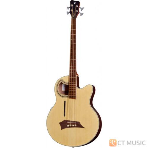 เบสไฟฟ้า Warwick Alien Deluxe Acoustic Bass 4 String
