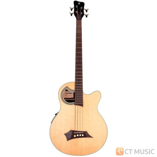 เบสไฟฟ้า Warwick Alien Standard Acoustic Bass 4 String