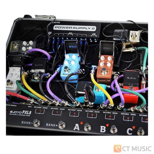 Wave-X PXL8 Effect Switching System