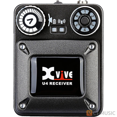 Xvive U4 Digital Wireless In-Ear Monitor System