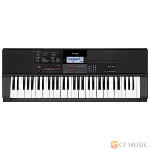 Casio CT-X700 ( with Stand and Adapter )