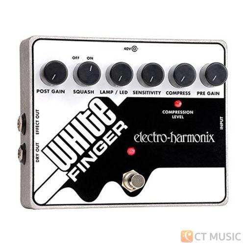 เอฟเฟคกีตาร์ Electro-Harmonix White Finger