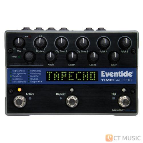 Eventide TimeFactor Delay Guitar Effects