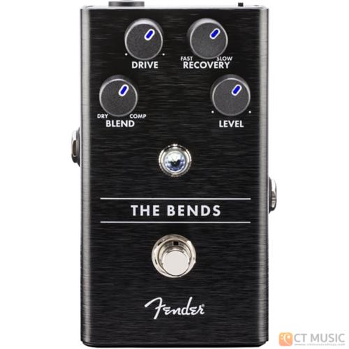 เอฟเฟคกีตาร์ Fender The Bends Compressor