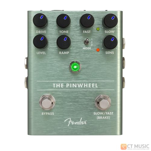เอฟเฟคกีตาร์ Fender The Pinwheel Rotary Speaker Emulator