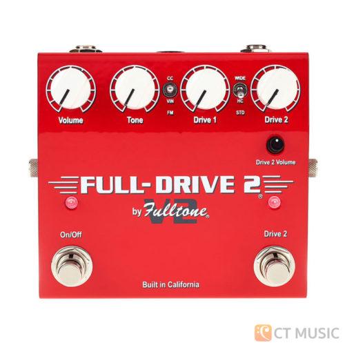 เอฟเฟคกีตาร์ Fulltone Fulldrive 2 Version 2