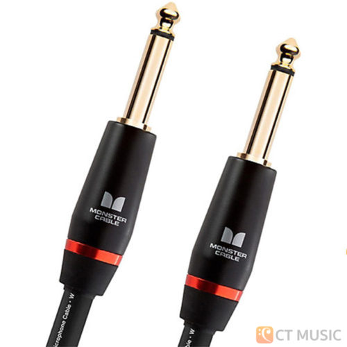 Monster Bass 21ft Straight Instrument Cable