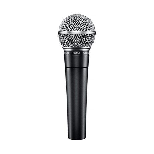 ไมโครโฟน Shure SM58