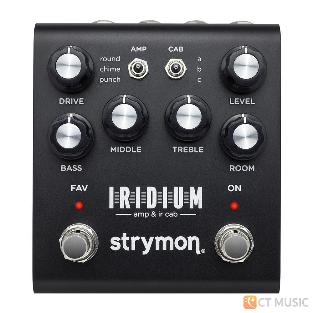 เอฟเฟคกีตาร์ Strymon Iridium Amp & IR Cab